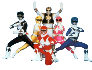 The Power ranger Empire